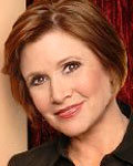 Ficha de Carrie Fisher