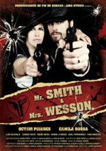 Mr. Smith & Mrs. Wesson