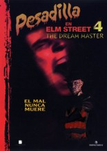 Pesadilla en Elm Street 4: The Dream Master