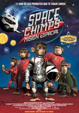 Space Chimps: Misión Espacial