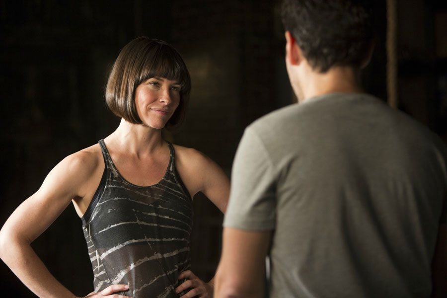 Hope Van Dyne (Evangeline Lilly) en Ant-Man