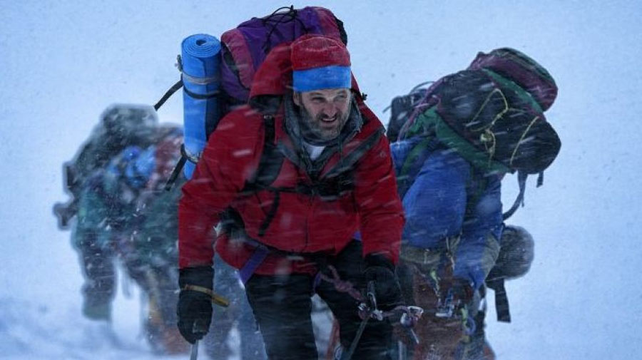 Everest, con Jason Clarke