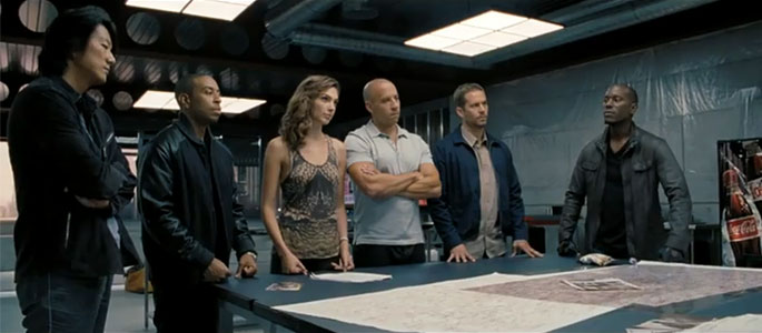 The Fast & Furious 6