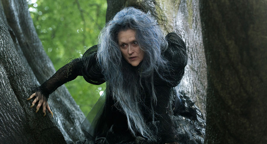 Into the Woods, con Meryl Streep