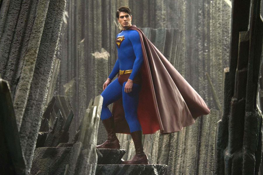 Brandon Routh (Superman) será The Atom