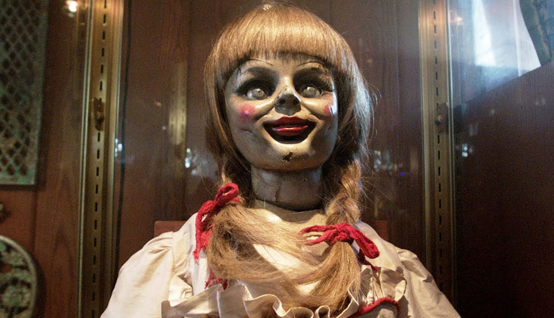 La muñeca Annabelle en Expediente Warren: The Conjuring