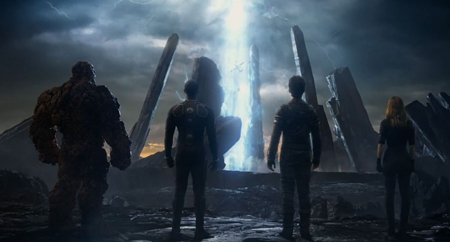 Los 4 Fantásticos (2015) - The Fantastic Four