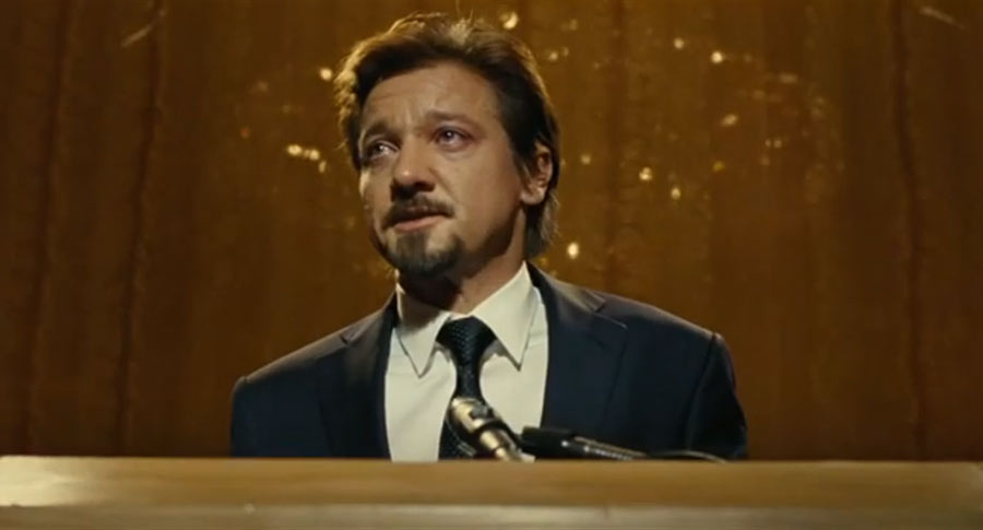 Jeremy Renner en Kill the Messenger (2014)