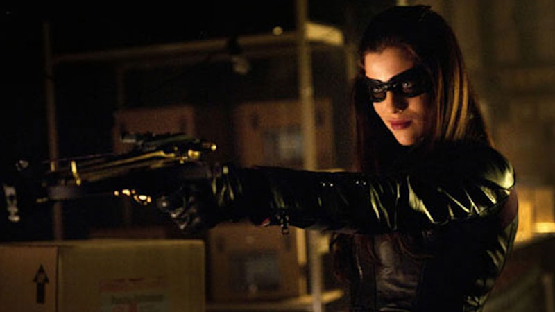 Jessica De Gouw es La Cazadora (The Huntress)