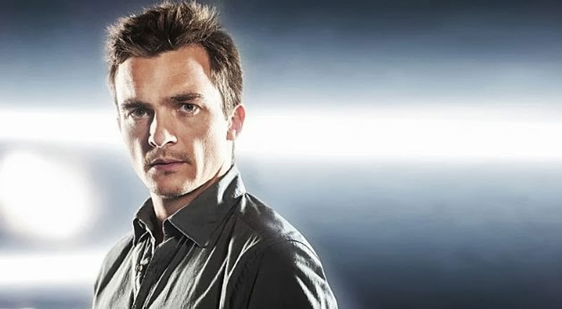Rupert Friend será Hitman