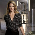 Emily Bett Rickards es Felicity Smoak en Arrow