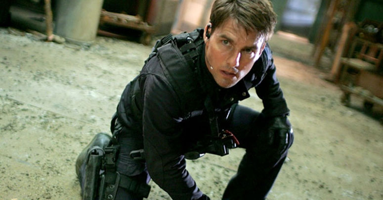 Tom Cruise como Ethan Hunt