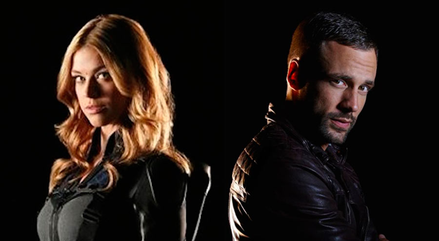 Bobbi Morse y Lance Hunter