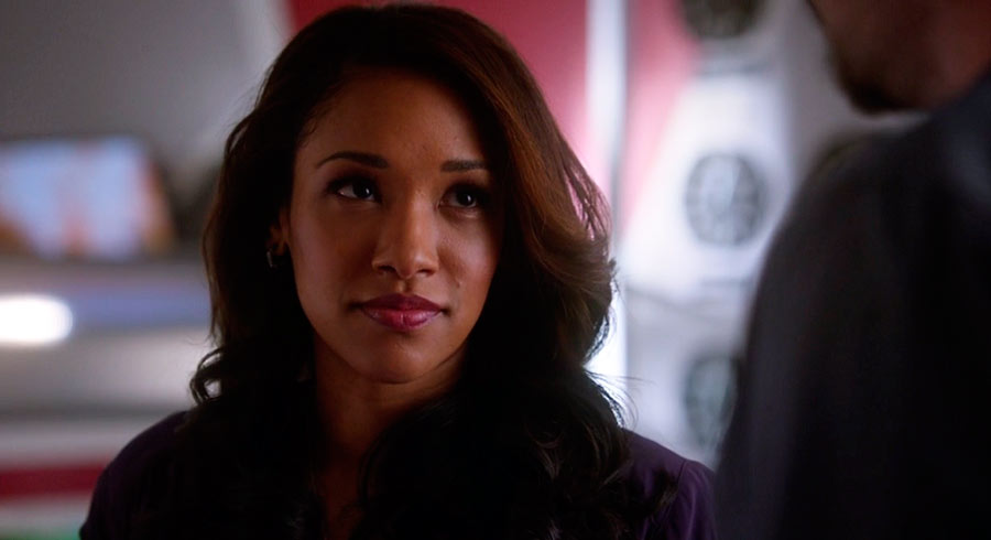 Iris West en The Flash