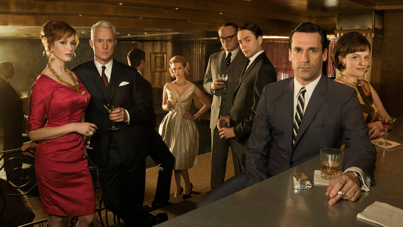 Elenco de Mad Men