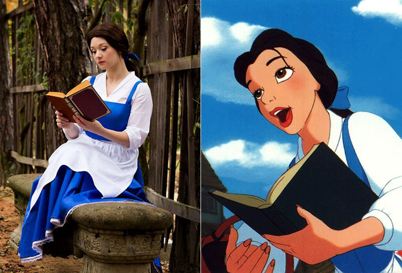 Bella (Beauty and the Beast) - Costume / Cosplay
