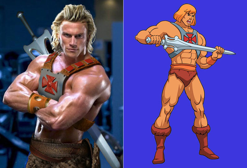 He-Man and the Masters of the Universe - Costume / Cosplay