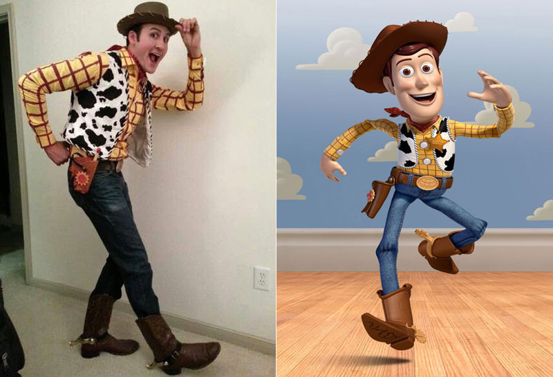 Woody (Toy Story) - Costume / Cosplay
